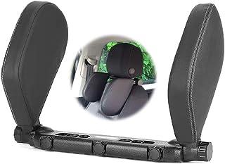 EULIQ La almohada del asiento de carro, cuello del reposacabezas del cuello del coche protege, conveniente para el adulto y los niños