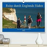 Reise durch Englands Sueden (Premium, hochwertiger DIN A2 Wandkalender 2022, Kunstdruck in Hochglanz): Bezauberndes Suedengland (Monatskalender, 14 Seiten )