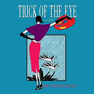 Trick of the Eye audiobook cover art