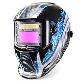 Best Auto-darkening Welding Helmets - JALUWELD Auto Darkening Welding Helmet Adjustable Welding Mask Review
