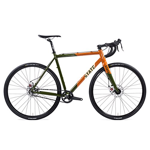 State Bicycle Co. Thunderbird Cyclocross Offroad Single Speed Bike