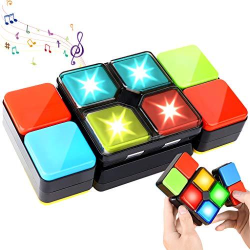 Wenosda Music Puzzle Cube Game M...