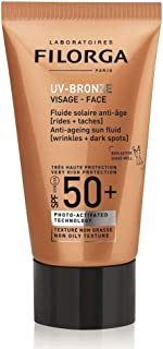 Uv-Bronze Face Spf50+ 40 ml