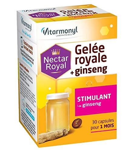 Vitarmonyl Nectar Royal - Gelée Royale + Ginseng