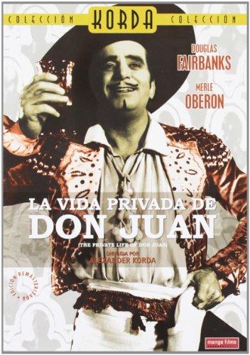 La Vida Privada De Don Juan (Korda) (Import Dvd) (2007) Douglas Fairbanks; Gin