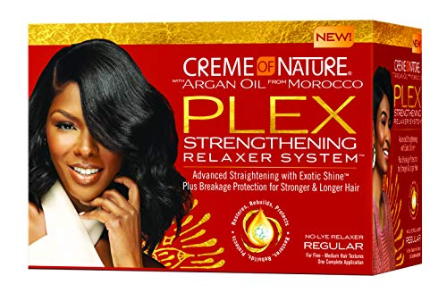 Creme Of Nature Plex Strengthening Relaxer System (Pack of 2)