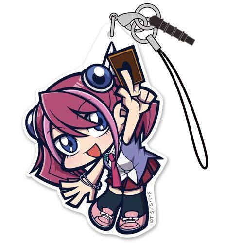 遊☆戯☆王ARC-V 柊柚子 アクリルつままれストラップ