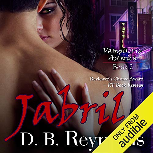 Jabril audiobook cover art