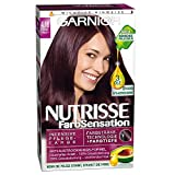 Garnier Nutrisse Creme Coloration Tiefes Violett 4.16 / Färbung für Haare für permanente...