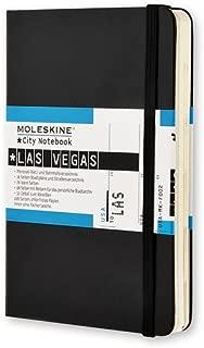 Moleskine City Notebook - Las Vegas, Pocket, Black, Hard Cover (3.5 x 5.5)