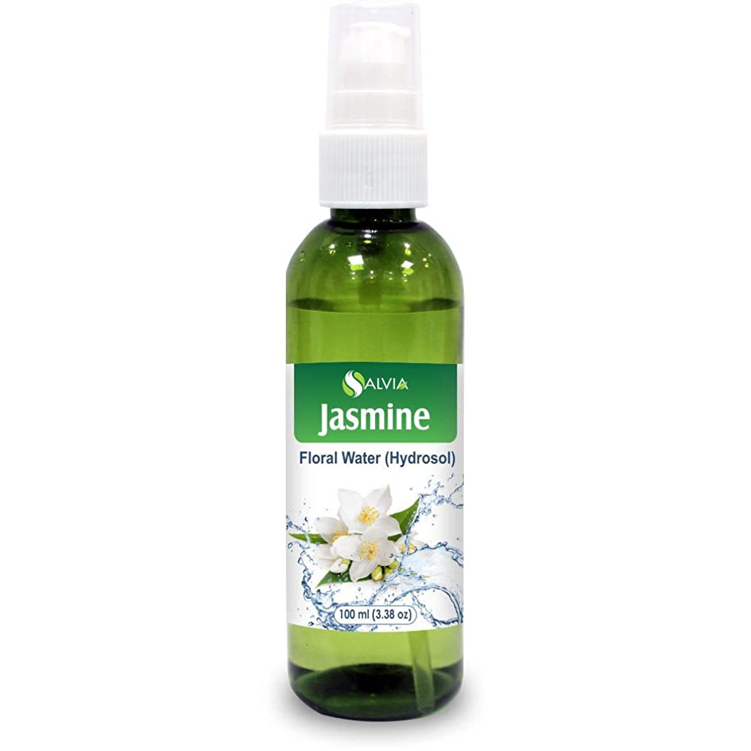 欺く素晴らしい良い多くの役立つJasmine Floral Water 100ml (Hydrosol) 100% Pure And Natural