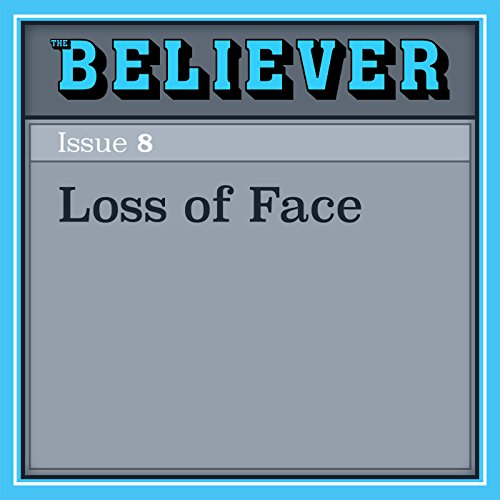 Loss of Face audiobook cover art