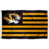 College Flags & Banners Co. Missouri Tigers Stars and Stripes Nation Flag