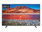 "SAMSUNG GU43TU7199UXZG TV 109,2 cm (43"") 4K Ultra HD Smart TV WiFi Carbono GU43TU7199UXZG, 109,2 cm (43""), 3840 x 2160 Pixeles, LED, Smart TV, WiFi, Carbono"