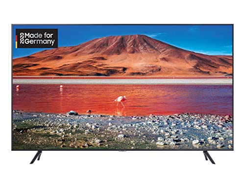 "Televisor SAMSUNG GU43TU7199UXZG TV 109,2 cm (43"") 4K Ultra HD Smart TV WiFi Carbono GU43TU7199UXZG, 109,2 cm (43""), 3840 x 2160 Pixeles, LED, Smart TV, WiFi, Carbono"
