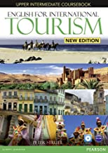 Scaricare Libri English for International Tourism New Edition Upp-Int SB +DVD [Lingua inglese] PDF