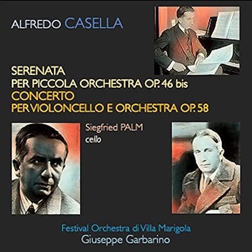 Festival Orchestra di Villa Marigola, Giuseppe Garbarino & Siegfried Palm