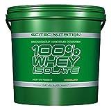Scitec Nutrition 100% Whey Isolate, 4000 grammi, Cioccolato