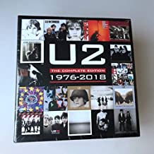 U2 - The Complete Edition (1976-2018) Box Set