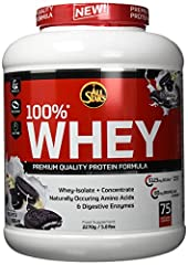 All Stars 100 % Whey Protein, Cookies & Cream, 1 pack (1 x 2270 g)