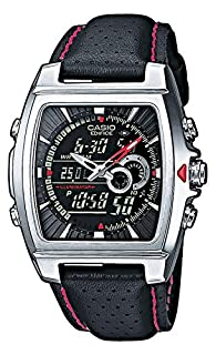 Casio Edifice Men's Watch EFA-120L-1A1VEF (B000GIW5NQ) | Amazon price tracker / tracking, Amazon price history charts, Amazon price watches, Amazon price drop alerts