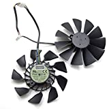 inRobert 95mm T129215SU Ventilateur de Carte Graphique Graphic Card Fan pour ASUS GeForce GTX 780 Ti...