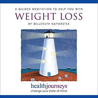 A Meditation to Help You with Weight Loss audiobook cover art