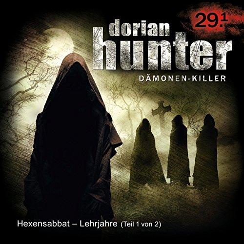 Hexensabbat - Lehrjahre (Dorian Hunter 29.1) Titelbild