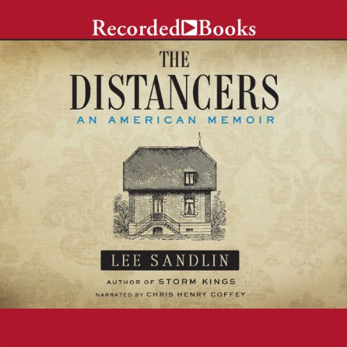 The Distancers audiobook cover art