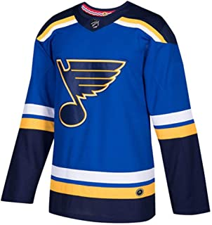 8838ffd1099 adidas St. Louis Blues NHL Men s Climalite Authentic Team Hockey Jersey
