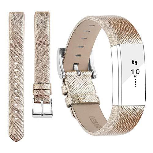 Per Fitbit alta Cinturino, Edizione Speciale Morbido Sportivo di Ricambio in PU Accessori per Fitbit alta Braccialetto Grande Piccolo,205mm