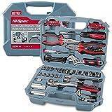 Hi-Spec 67 Piece Auto Mechanics Tool Set (Metric)