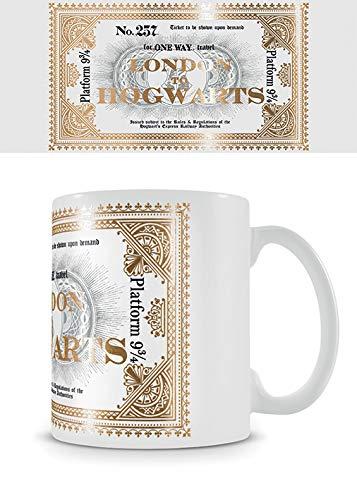 Harry Potter Tasse Hogwarts Express Ticket