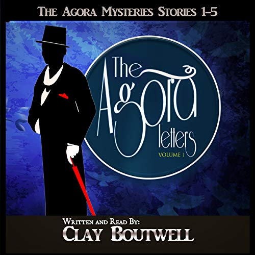 The Agora Letters: 19th Century Historical Murder Mysteries cover art