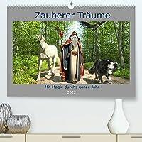 Zauberer Traeume (Premium, hochwertiger DIN A2 Wandkalender 2022, Kunstdruck in Hochglanz): Ein wahrhaft zauberhafter Jahresbegleiter. Mit Magie durchs ganze Jahr. (Monatskalender, 14 Seiten )