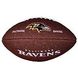 WILSON NFL Mini Baltimore Ravens Logo Football