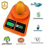 Ionix Digital Kitchen Scale Electronic Digital Kitchen Weighing Scale for Kitchen/Weight Machine