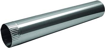 LAMBRO INDUSTRIES 229 4x2' Aluminum Duct Pipe
