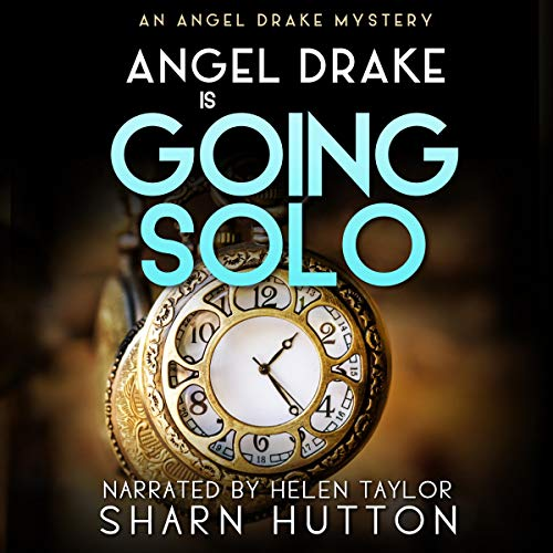 Angel Drake Is Going Solo audiobook cover art