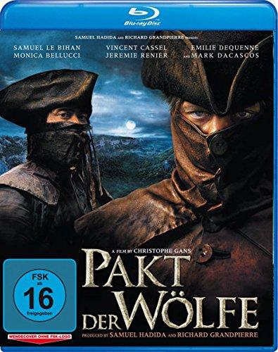 Pakt der Wölfe (Kinofassung und Director's Cut) [Blu-ray]
