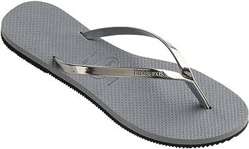Havaianas Womens You Metallic Flip Flop Sandal