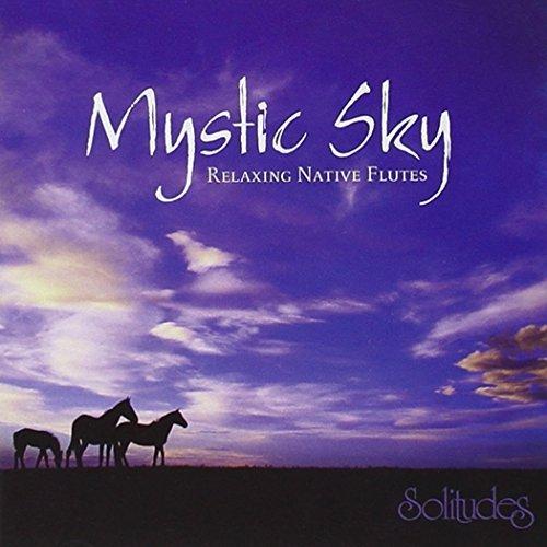 Mystic Sky: Relaxing Native Flutes by Dan Gibson & Ron Allen (2007-10-09)