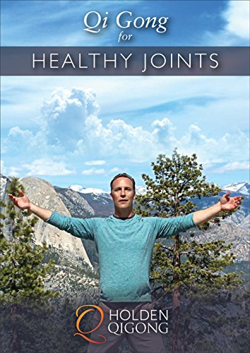 Qi Gong for Healthy Joints with Lee Holden DVD (YMAA) **ALL NEW HD 2018** BESTSELLER