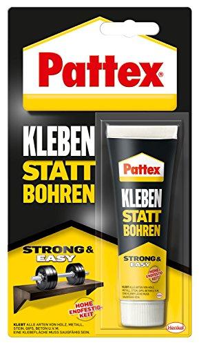 Pattex PKB05 Ni trou Ni vis Tube de 50 g (Import Allemagne)