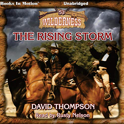 The Rising Storm Audiobook By David Thompson cover art