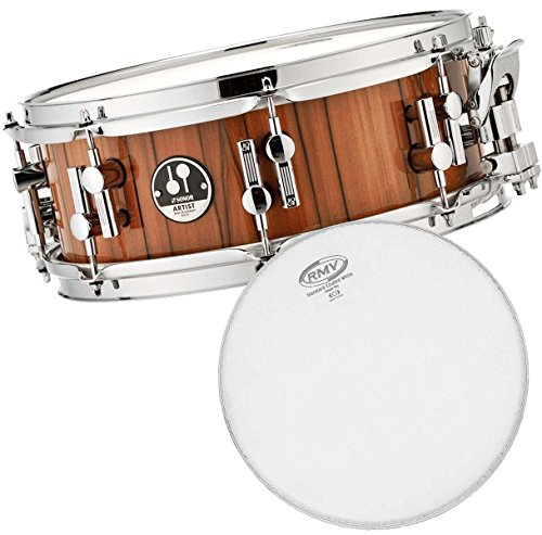 Sonor as 16 1305 Ti SDW Artist TINEO Snare Drum + RMV Single Coated Drumhead 13 ""