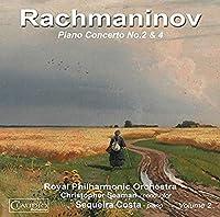 ラフマニノフ:ピアノ協奏曲 第2番&第4番