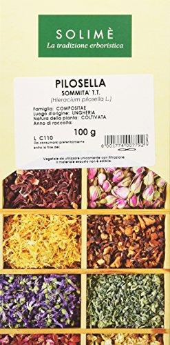 Pilosella Sommità Taglio Tisana - 100 g - Prodotto made in Italy
