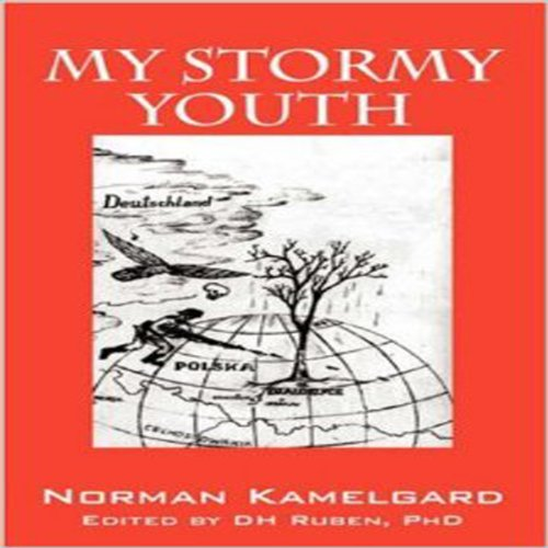 My Stormy Youth audiobook cover art