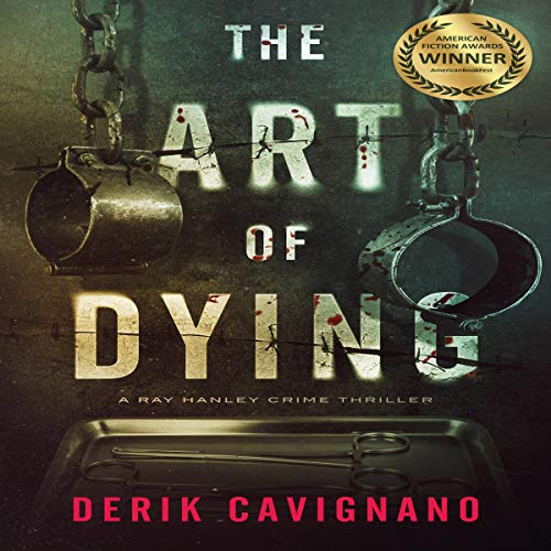 The Art of Dying audiobook cover art